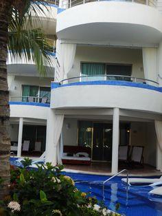 My Gourmet Inclusive Dream Vacation, by Karisma   El Dorado Maroma Swim-up and Infinity Suites