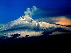 mount etna | mount etna also known as muncibeddu beautiful mountain in sicilian and ...