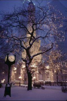 ENGLAND: London Magic.