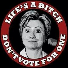 I hope everyone has noticed that Hillary is in hiding. The more she is out of sight the higher her pole ratings. Don't be fooled. She is still the murdering, lying, betrayer, we all remember. DO NOT VOTE FOR HER!!!!