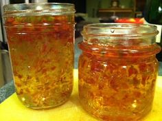 Canning Homemade!: Changing up a classic jelly for an outstanding Sun Dried version.