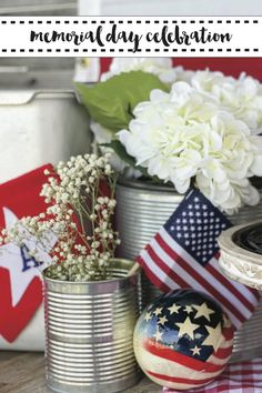 Host a stunning Memorial Day celebration with tips and inspiration from Everyday Party Magazine. #MemorialDay #MemorialDayActivities #MemorialDayParty #PatrioticParty #FourthofJulyParty