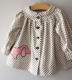 Maybe someday  I will have a girl?! and when I do - she will wear this!