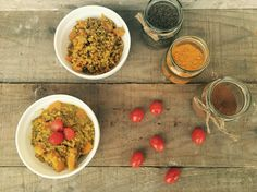 Love the porridges. Every type of them. This is kinva