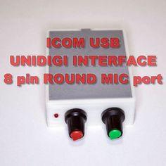 ICOM-Digi-Interface-with-PTT-PSK-PSK31-FT8-SSTV-IC-229