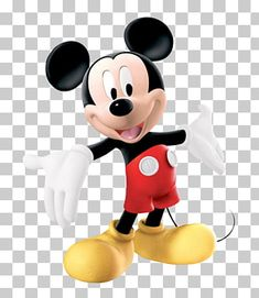 Mickey Mouse Png, Mickey Mouse Clubhouse, Disney Cartoon Characters, Disney Cartoons, Free Cartoons, Animated Cartoons, Disney Png, Mickey Mouse Wallpaper, Mickey Party