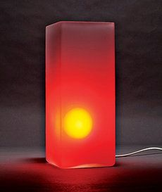 Build a Data Cube: DIY an LED lamp that changes color while monitoring data.