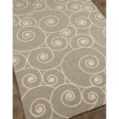 coastal living nautilus rug