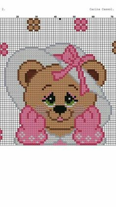 1 million+ Stunning Free Images to Use Anywhere Baby Boy Knitting Patterns, Loom Patterns, Baby Knitting, Cross Stitch Baby, Cross Stitch Charts, Cross Stitch Patterns, Perler Bead Emoji, Teddy Bear Crafts, Pixel Crochet Blanket