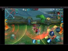 Mobile Legends: Bang bang iOS/Android Mobile Game Gameplay  2017 Latest