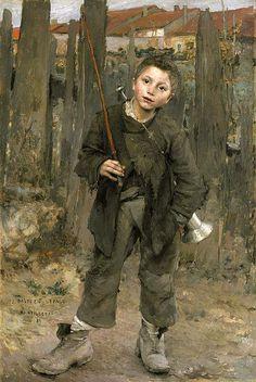 Pas Meche - Jules Bastien-Lepage (1848-84)