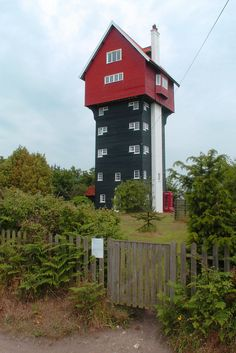 Iconic Suffolk water tower