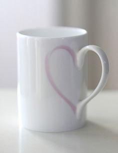 shadow heart mugs