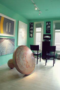 #Greenbox #Museum: modern art from #Saudi Arabia in #Amsterdam #KSA