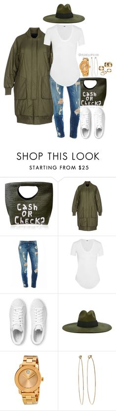 """Untitled #3120"" by stylebydnicole ❤ liked on Polyvore featuring Kai-aakmann, Helmut Lang, adidas Originals, Diesel, Movado, Dean Harris, Apt. 9, women's clothing, women's fashion and women"