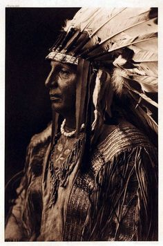 Native American Indian Chief Holdng Bow /& Arrow Poster Art Print A3 A4