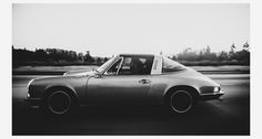 Porsche 911 2,2T Targa 1971...I always wanted the Targa!  Silver with Black Leather interior!