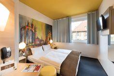 B&B - Allemagne - Erfurt chambre