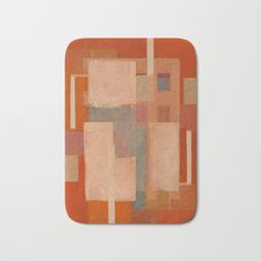 Urban Intersections 5 Bath Mat