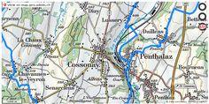 Cossonay VD Velowege Fahrrad velotour #mobil #routenplaner http://ift.tt/2zop8e6 #maps #Cartography