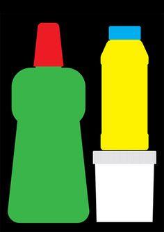 Bottles 2 / James Joyce