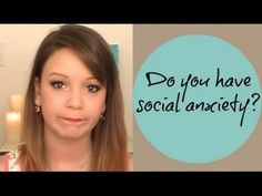 RF: You're Socially Awkward/Social Anxiety - YouTube