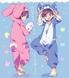 埋め込み画像 Queen Anime, Best Anime Drawings, Osomatsu San Doujinshi, Anime Child, Ichimatsu, Cute Chibi, Cute Anime Couples, Kawaii Cute, Cute Art