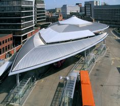 The world's 10 best designed bus stations for 2016 Norwich's spearheaded bus station by NPS