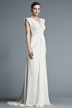 The Anastasia Gown   http://www.jmendel.com/ready-to-wear/gowns/bridal-gowns/anastasia-gown.html