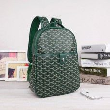 Goyard Backpack 8990 Green