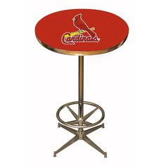 St. Louis Cardinals MLB Pub Table
