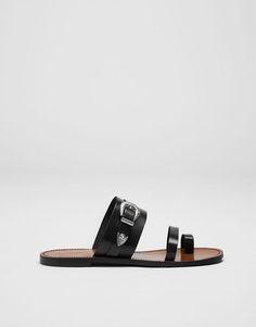 :Western fashion sandals