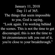 My breakthrough is already here!!