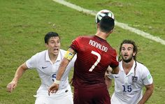 US-Portugal game makes history
