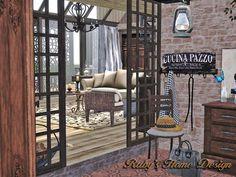 Ruby's Home Design: Sims3 Loft 愜意生活