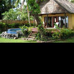 Small and cute beach house