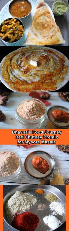 To make my life easy during busy schedule, I prepared this premix powder which I can add little water and make paste and use it for Mysore masala. This premix can be prepared in 5-7 mins. Mysore, Vegetarian Cooking, Chutney, Gluten Free Recipes, Free Food, Schedule, Powder, Breakfast, Water