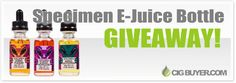 Enter to Win a bottle of Specimen E-Juice from @cigbuyer: http://www.cigbuyer.com/dfw-vapor-specimen-e-juice-giveaway/ #ecigs #vaping #eliquid #ejuice #vapelife #vapegiveaway