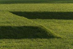 Kloster Lorsch >>> Topotek 1 / STUDIO HANNS JOOSTEN Sloped Backyard, Backyard Landscaping, Landscape Architecture, Landscape Design, Galaxy Phone Wallpaper, Urban Park, Modern Garden Design, Industrial House, Aquaponics