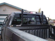 Headache Rack Ideas Welding Truck Projects Pinterest