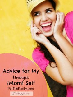 I became a mom at a young age, and one of the things I worried about the most is what others thought. When my kids disobeyed in public I was more concerned about the opinions of strangers than I was about correcting and gently disciplining my kids. Looking back, I wish I could give this advice to my younger self...