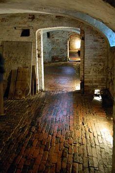 Calke Abbey, Derbyshire – WineCellar