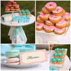 Bridal Shower Desserts  #bridal #shower #desserts