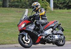 Aprilia SR Max Touring Scooter