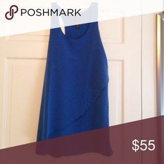Beautiful cobalt blue dress Worn once Petticoat Alley Dresses