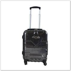 Pinkbagoly: Batman bőrönd ABS anyagból húzókarral, bolygókerek... Suitcase, Abs, Batman, Crunches, Suitcases, Killer Abs, Briefcase, Six Pack Abs, Abdominal Muscles