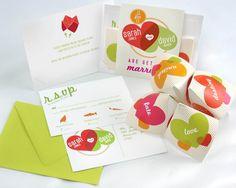 fortune teller fun: The 11 coolest wedding invitations- slideshow - slide - 6 - TODAY.com