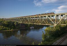 Foto RailPictures.Net: IC 1018 Bessemer & Lago Erie estrada de ferro EMD…