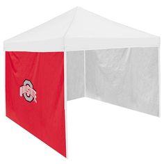 Logo Brand Ohio State Buckeyes Tent Side Panels, Multicolor