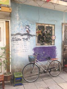 Train street in Hanoi. Hanoi, Train, Street, Painting, Art, Art Background, Painting Art, Kunst, Roads